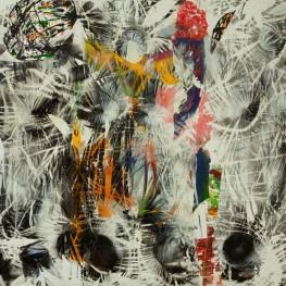 Mixed technique on canvas, 120/160 cm, 2014